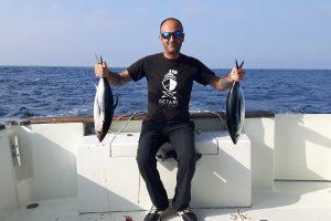 salidas pesca a medida san sebastian