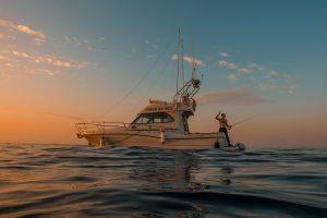 sunset boat tour san sebastian