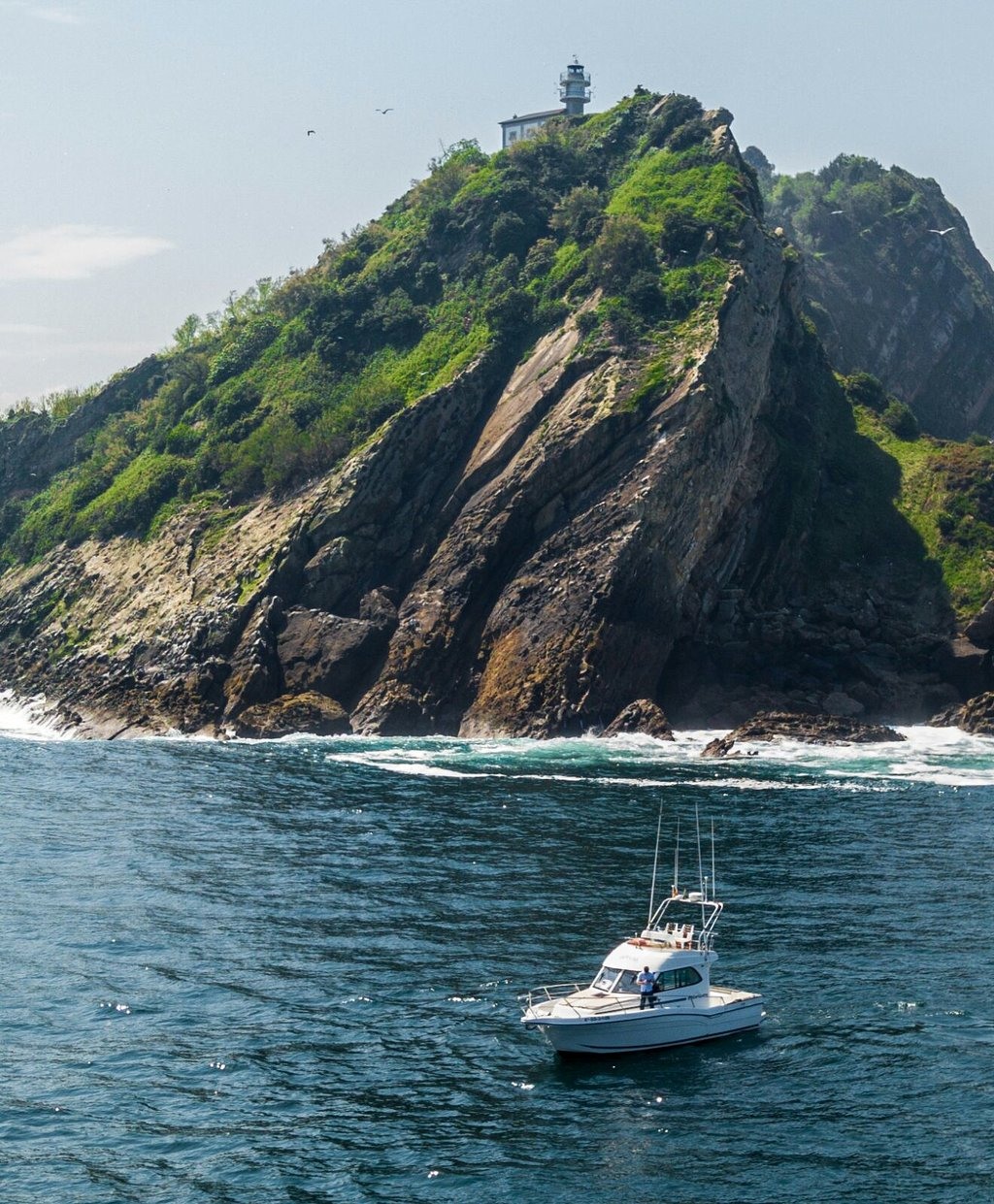 Excursiones en barco en San Sebastian