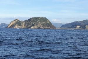 salida en barco bahia de txingudi y costa francesa1