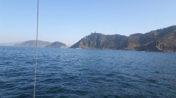 salida en barco bahia de txingudi y costa francesa2